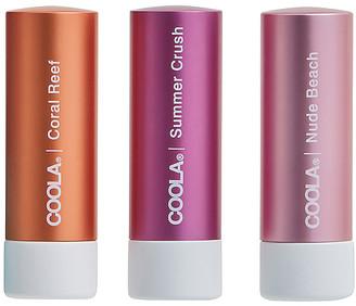 Coola Mineral Liplux SPF 30 Organic Tinted Trio