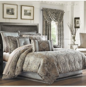 J Queen New York Provence King Comforter Set Bedding