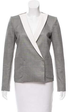 Giambattista Valli Structured Tweed Blazer