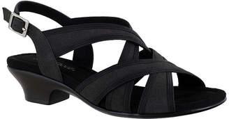 Easy Street Shoes Womens Viola Heeled Sandals