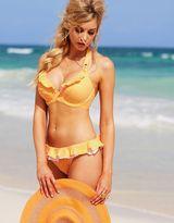Freya Swim Sunset Boulevard Underwired Banded Halter Bikini Top
