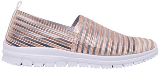 Supersoft By Diana Ferrari Camero Rose Gold Sneaker