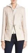Veronica Beard Women's Turn-Up Collar Jacket