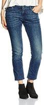 BOSS ORANGE Women's Orange J20 Berlin Jeans, Blue (Medium Blue)