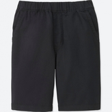 Uniqlo BOYS Twill Easy Shorts