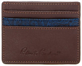 Robert Graham Flood Wood Card Case