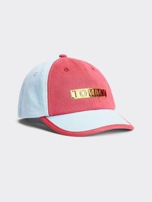 Tommy Hilfiger Kids' Metallic Logo Baseball Cap