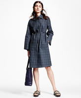 Brooks Brothers Double-Faced Wrap Coat