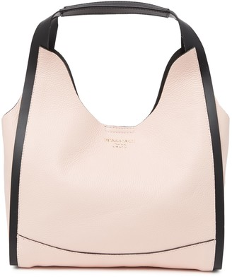 Persaman New York Gabrielle Leather Tote