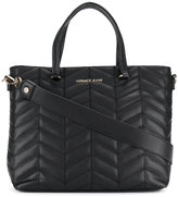 Versace quilted effect tote