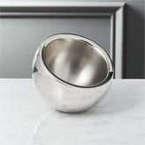 CB2 Stainless Steel Mini Snack Bowl