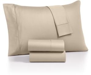 Aq Textiles Monroe 4-Pc. King Extra Deep Pocket Sheet Sets, 1000 Thread Count Egyptian Blend Bedding