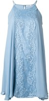 P.A.R.O.S.H. Segeod embroidered dress - women - Silk/Polyamide/Polyester/Viscose - M