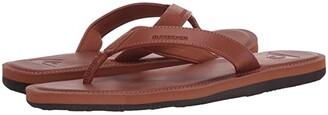 Quiksilver Molokai Nubuck II (Tan) Men's Sandals