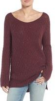 Hinge Women's Slouchy Tunic Sweater
