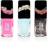 JINsoon Women's Spring Art Ensemble Painted Trio