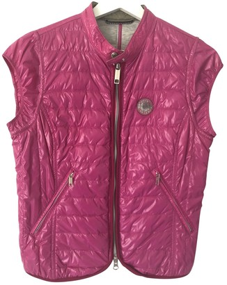Museum Pink Synthetic Coats