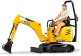 Bruder JCB Micro Excavator 8010 CTS & Construct