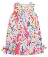 Lilly Pulitzer Toddler's, Little Girl's & Girl's Classic Shift Dress