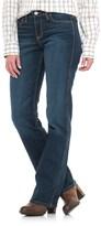 Wrangler Cool Vantage Q-Baby Riding Jeans - Straight Leg, Stretch Denim (For Women)