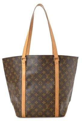 Louis Vuitton Vintage Monogram Sac Shopping Tote Bag