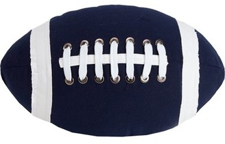 Better Homes & Gardens Navy Blue Football Decorative Pillow for Kids by Better Homes and Gardens