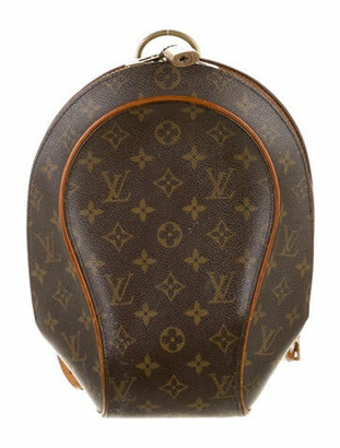 Louis Vuitton Monogram Ellipse Backpack Brown
