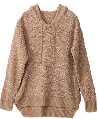 Goodnight Macaroon 'Teddy' Soft Knit Sweater (4 Colors)