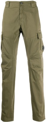 C.P. Company Side Pocket Cargo-Style Trousers