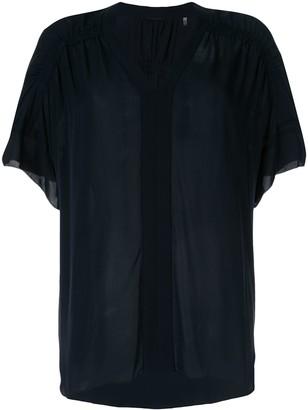 Elie Tahari Evlin blouse