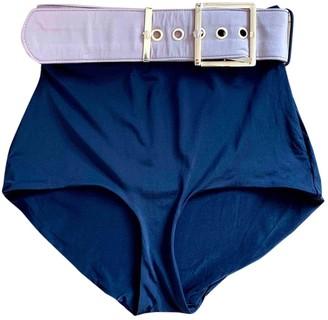 Versace Black Lycra Swimwear for Women