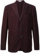 Boglioli checked casual blazer