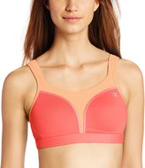 Champion Women's Spot Comfort Full-Support Sports Bra