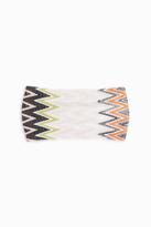 Missoni Zigzag Stripe Headband