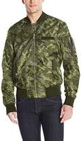 Members Only Men's MA-1 Bomber Jacket