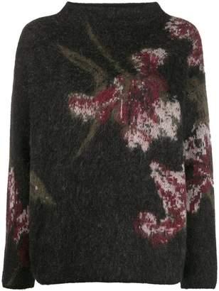 Vince floral pattern jumper