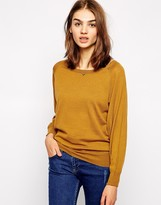 Sessun Fortunato Knitted Sweater with Buttons