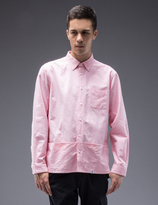 "Bedwin&the Heartbreakers Bedwin & The Heartbreakers ""Mitchell"" L/S Button Down Oxford Shirt"