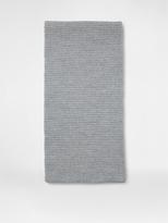 DKNY Textured Long Scarf