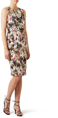 David Lawrence Blair Pencil Dress