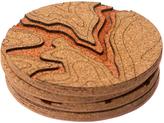 Topo Coasters Set