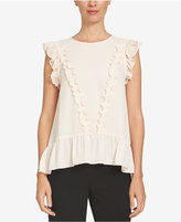 CeCe Ruffled Top