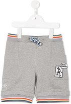 No Added Sugar drawstring jersey shorts - kids - Cotton/Spandex/Elastane - 6 yrs