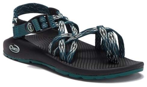 Chaco Zx2 Classic Geometric Pattern Sandal