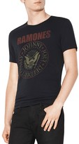 John Varvatos Ramones Graphic Tee