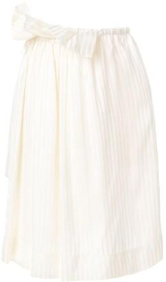 Stella McCartney Split Side Skirt