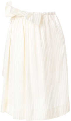 Stella McCartney split side skirt