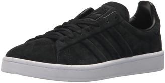 adidas Men's Campus Stitch and Turn Core Black/Core Black/White 4 Medium US