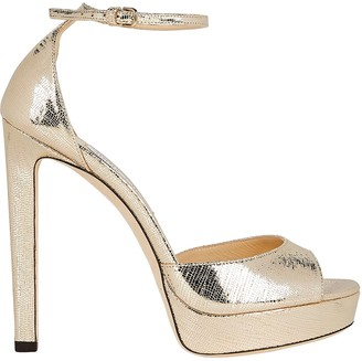 Jimmy Choo Pattie 130 Platform Sandals