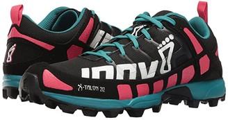 Inov-8 X-Talon 212 (Black/Pink/Teal) Women's Shoes